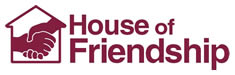 house of friendship logo