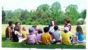 worship story circle