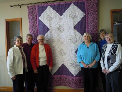 The Serendipity Quilt