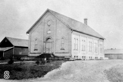 8 Waterloo Mennonite Church