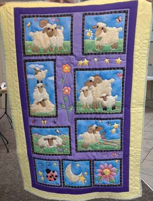 2019 Sept baby quilt ardith_l